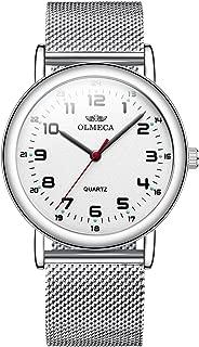 Men's Watch Wrist Watches Analog Quartz Waterproof...