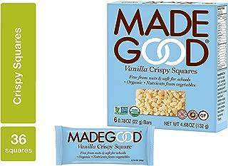 Best made good vanilla crispy squares ingredients Reviews