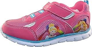Disney Princess Little Girls Slip On Sneakers