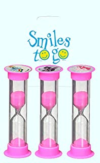 Rainbow Dash, Twilight Sparkle & Pinkie Pie 2 Minute Visual Aid Timers For Kids! Make Transitions From Activities & Requested Tasks Fun & Exciting! (Set of 3)