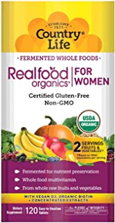 Sponsored Ad - Country Life Women's Daily Nutrition, 120-Count