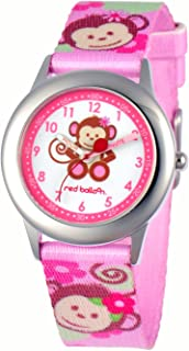 red monkey watch band