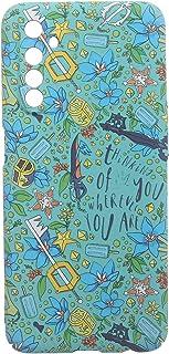 جراب خلفي سليم تصميم زهور لريلمي 6 من بوتر - متعدد الالوان