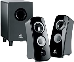 Logitech Speaker System Z323 with Subwoofer %28Renewed%29