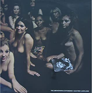 Electric Ladyland (DELUXE DOUBLE) by The Jimi Hendrix Experience