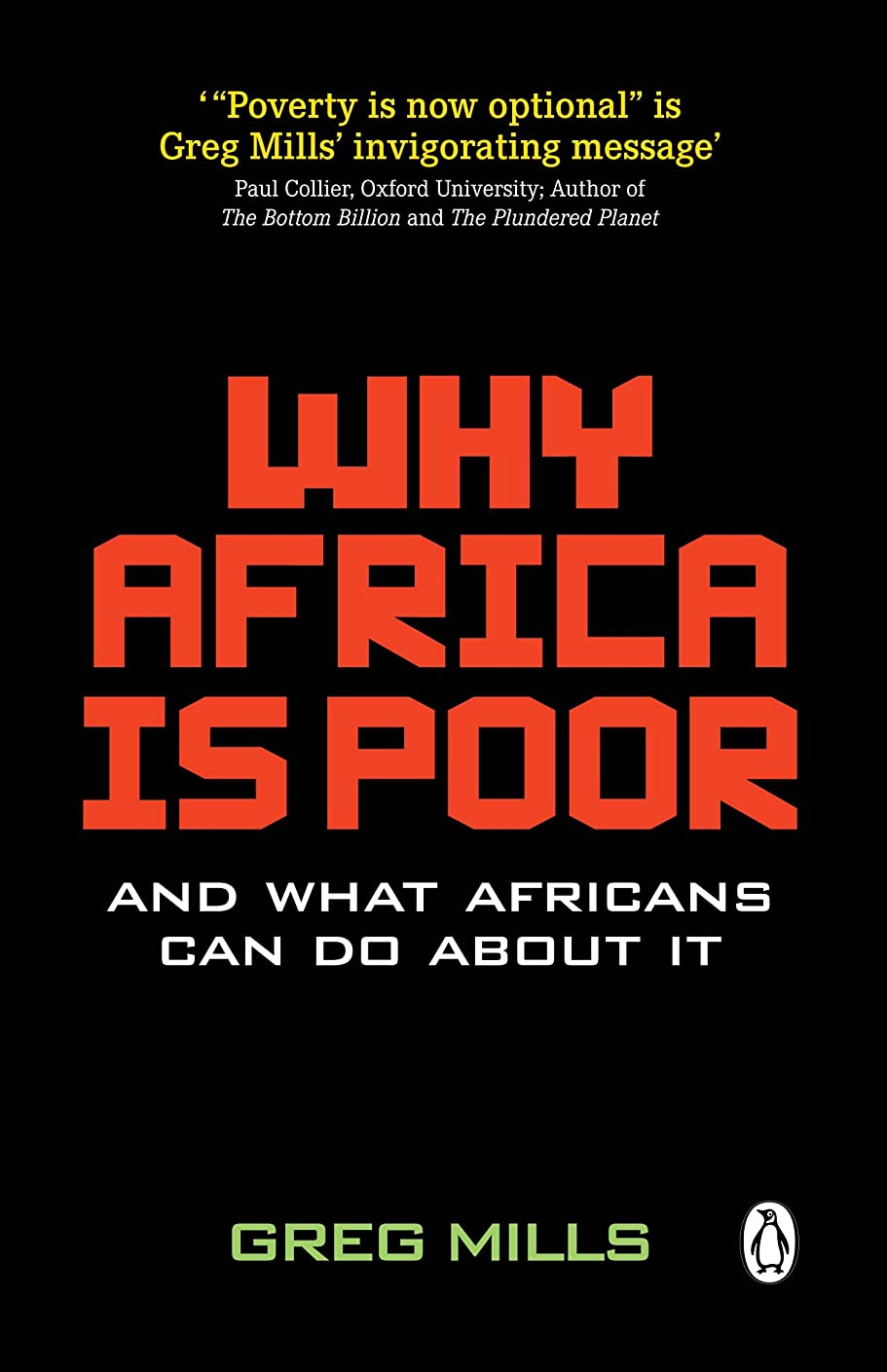操作可能に沿って少数Why Africa is Poor: And what Africans can do about it (English Edition)