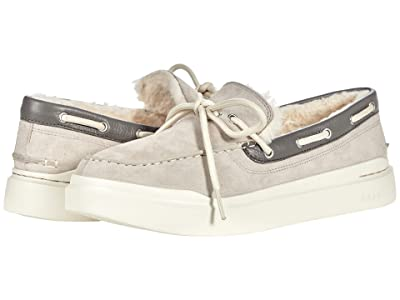 Cole Haan Grandpro Rally Shearling Moccasin