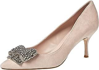 Dune London Binky DI Occasion Shoe For Women, Blush, 36 EU