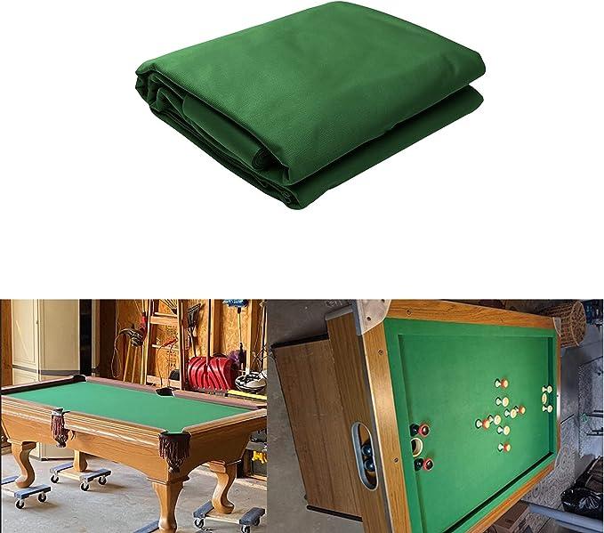 Koet Nylon Billiards Pool Table Cloth - Best Budget-Friendly Table Felt
