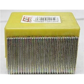 Cevik MCCLAVOT-64 - Clavos T Hierro Largo 64 mm. Caja de 1 Millar: Amazon.es: Bricolaje y herramientas