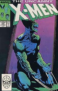 Uncanny X-Men, The #234 VF/NM ; Marvel comic book