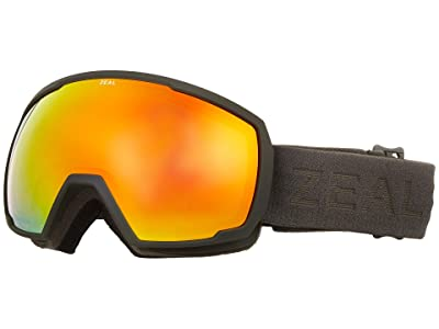 Zeal Optics Nomad (Greybird w/ Phoenix Mirror) Snow Goggles