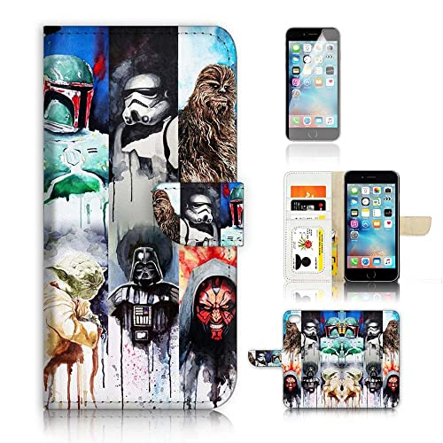 custodia iphone 6s star wars