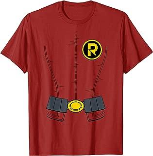 Batman New Robin Uniform T Shirt T-Shirt