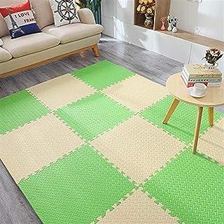 AINIYF Foam Exercise Mat Underlay Mat for Sports Exercise Gym Fitness Basement Garage Workshop, Floor mats for Children, J...