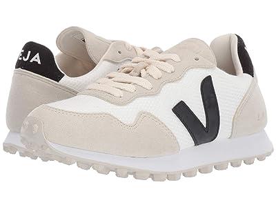 VEJA SDU HEXA (White/Black) Shoes