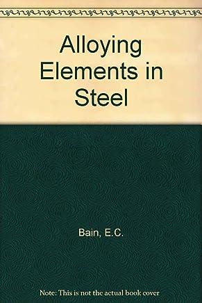 Alloying Elements in Steel