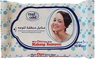 Cool & Cool Makeup Remover - 10 Piece