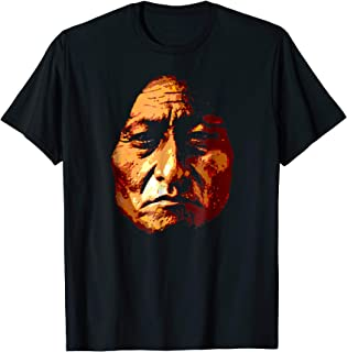 Sitting Bull Native American Indian Warrior Chief Shirt 1