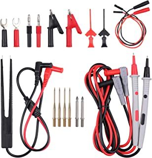 PT1003 20A Universal Probe Test Leads Multimeter Meter Tester Lead Probe Wire Pen Cable