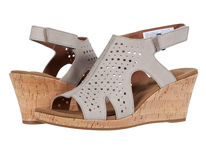 Rockport  Briah Hood Sling (Taupe) Womens Sandals