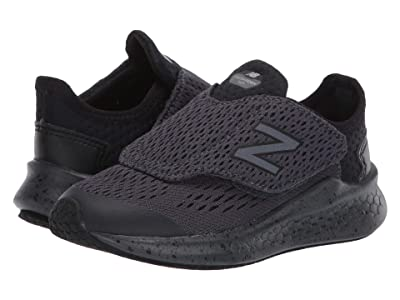 New Balance Kids Fresh Foam Fast (Infant/Toddler) (Orca/Black) Boys Shoes