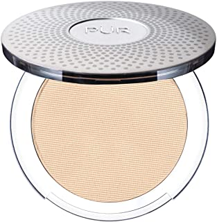 PUR 4-in-1 Pressed Powder Mineral Foundation with Concealer, Finishing Powder and SPF 15. Cruelty Free & Vegan Friendly