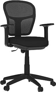 Linea Italia N423N 维也纳办公椅,中号,黑色