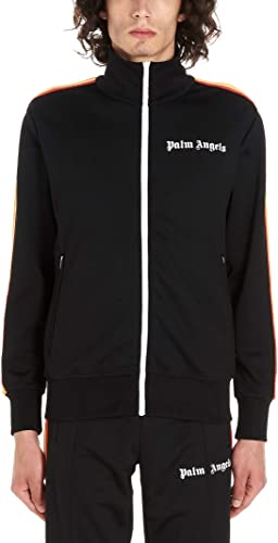 PALM ANGELS Luxury mode Homme PMBD001E193840241088 Noir Sweatshirt   Saison Perhommeent