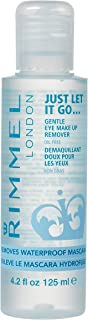 Rimmel London, Gentle Eye Make Up Remover, 125 ml (4.23 fl oz)