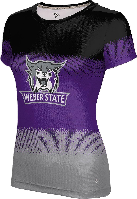 ProSphere Weber State University Girls' Performance T-Shirt (Drip)