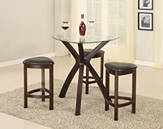 Best triangle bar stool table Reviews
