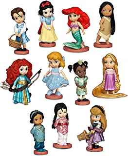 Disney Animators' Collection Deluxe Figure Play Set Petite Disney Princesses by Disney