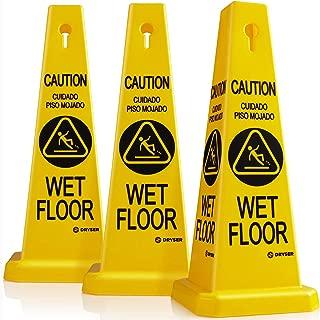 Best wet floor cones signs Reviews