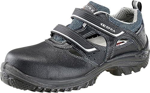 Cofra Cofra 63700-000.W41 Chaussures de sécurité Bergen S1 P  SRC Taille 41 Noir,  le magasin