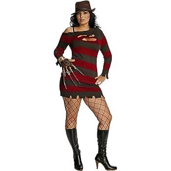 Womens Freddy Krueger costume (disfraz): Amazon.es: Juguetes y juegos