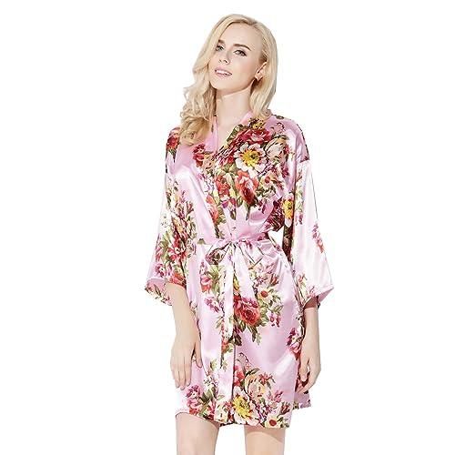 Floral Robe  Amazon.co.uk ef00aa805