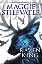 The Raven King (The Raven Cycle, Book 4) (4)