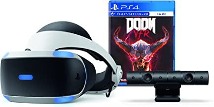 PlayStation VR - Doom Bundle [Discontinued] (Renewed)