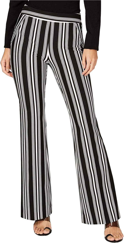 I-N-C Womens Bootcut Casual Trouser Pants