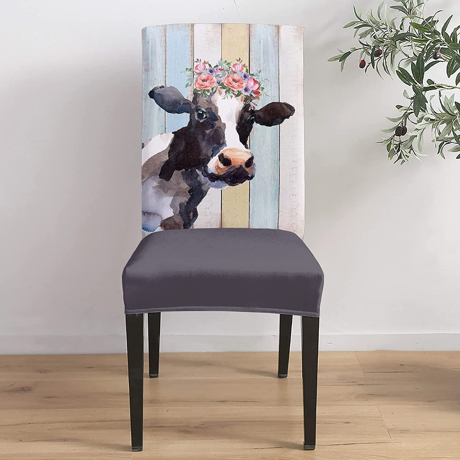 Dining Chair Covers Colorado Springs Mall Protector Stretch Dedication Washable Removable Cu Seat