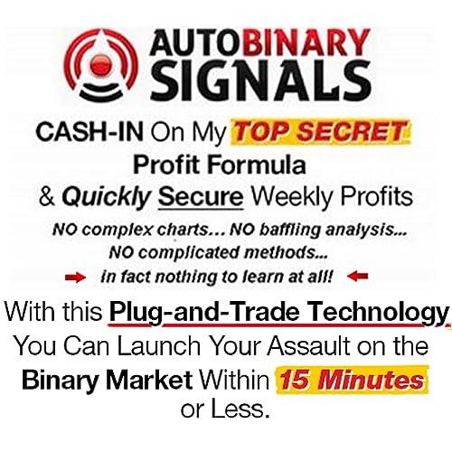 Auto Binary Signals Trading v2