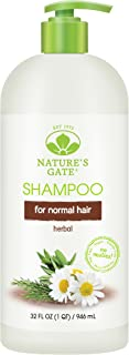 Nature's Gate Herbal Daily Cleansing Shampoo, 32 Fluid Ounce