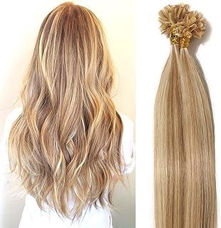 Rallonge de cheveux a la keratine