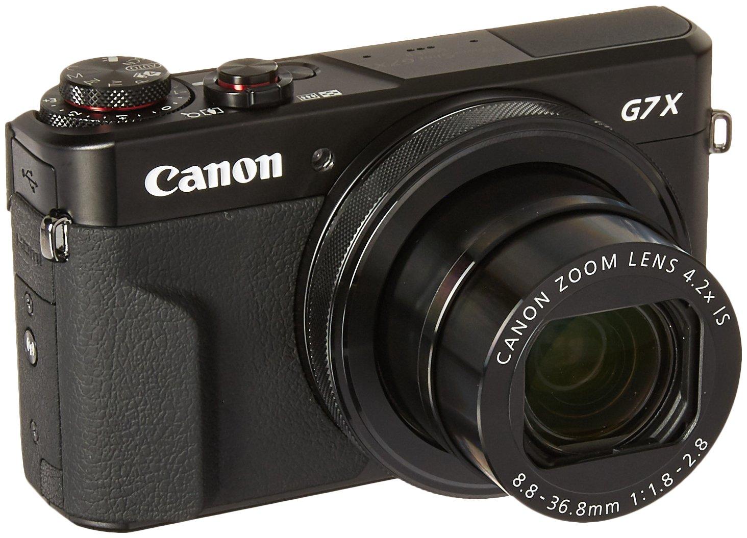 Canon G7X II