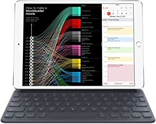 Apple Smart Keyboard for iPad Pro 12.9in (for 1-2 generation) MJYR2LL/A (Renewed)