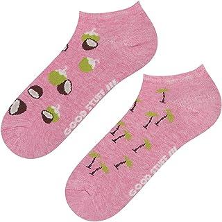soxo, Calcetines cortos para mujer, con divertidos dibujos, tallas 35 – 40