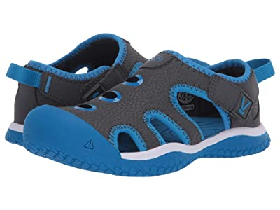 Keen Kids Stingray (Toddler/Little Kid) (Magnet/Brilliant Blue) Boy
