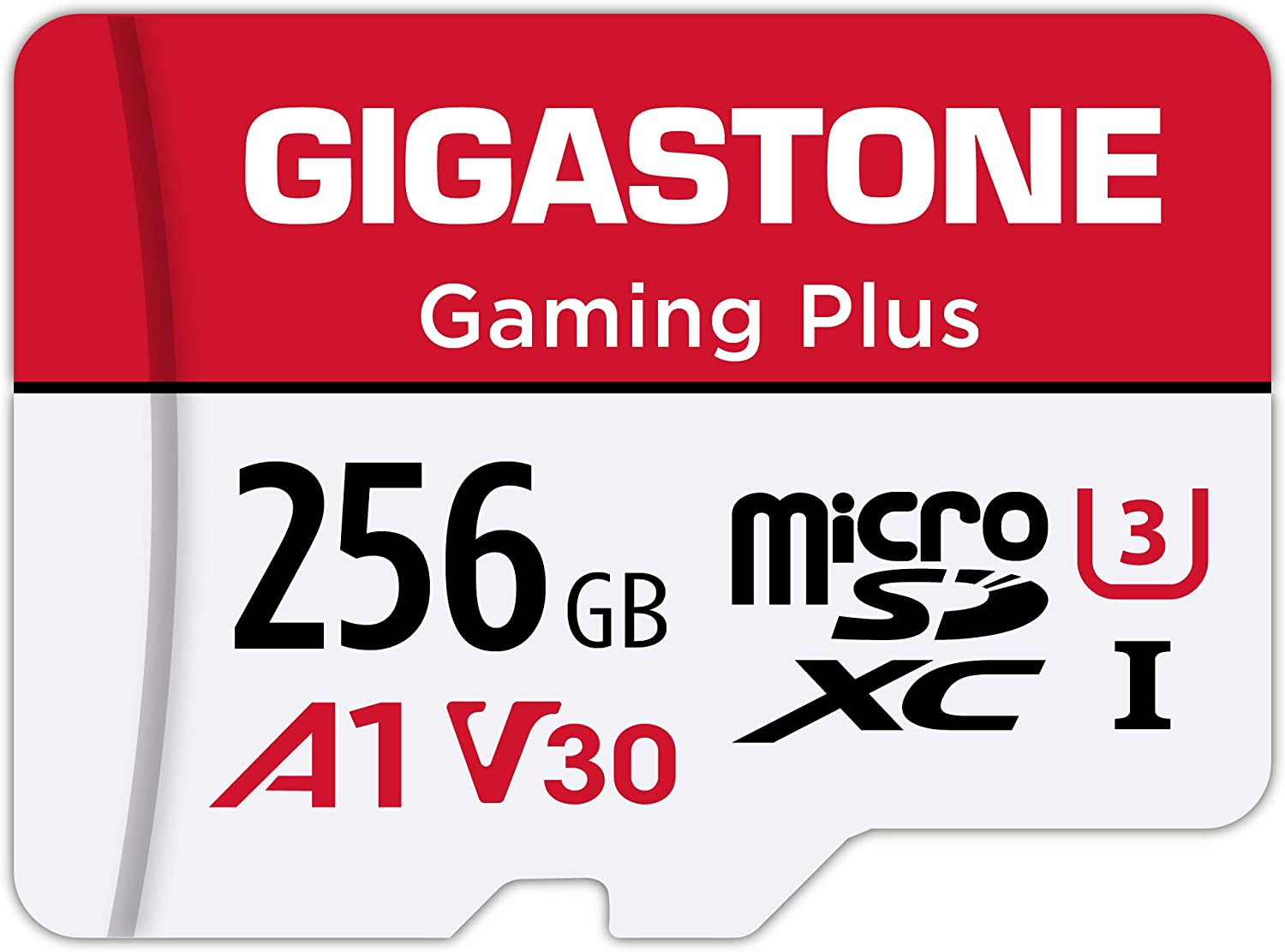 Gigastone 32GB Micro SD Card Full HD Video Camera Plus 90MB//s with MicroSD to SD Adapter U1 C10 Class 10 Micro SDHC UHS-I Memory Card