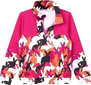 Girls Zip-up Sweatshirts Girl Pullover Long Sleeve...